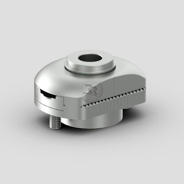 cc solver excenter f r 8mm bolzen innen 22mm 1 5mm neigung chassis zubeh r vorderachse. Black Bedroom Furniture Sets. Home Design Ideas